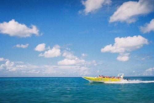 Saona island boat trip in the Dominican Republic