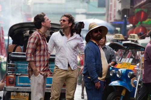 The Hangover 2 alley in Bangkok