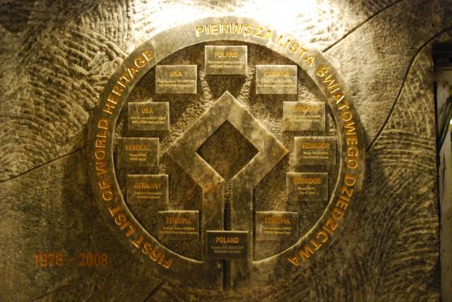 UNESCO World Heritage Sites 1978