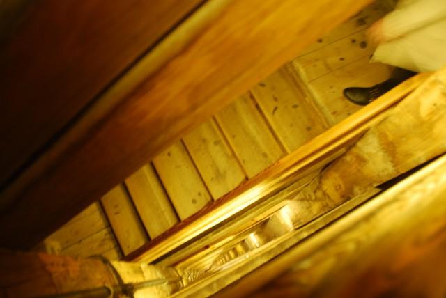 Wieliczka Steps
