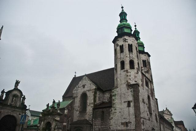 St.Andrews Church in Krakow, Poland