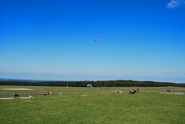 Skydiving at Skydive Spa in Belgium