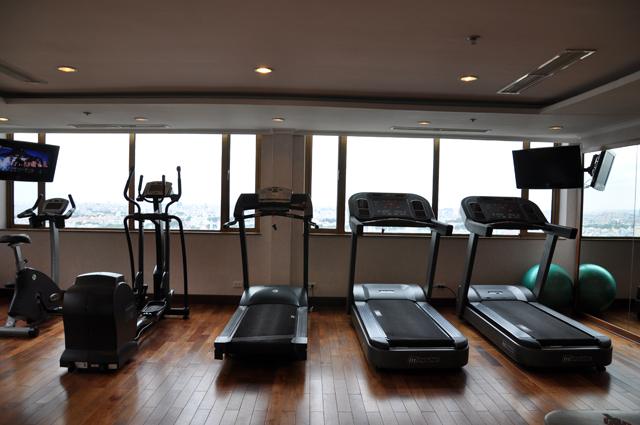 Windsor Plaza Hotel Gym Ho Chi Minh City