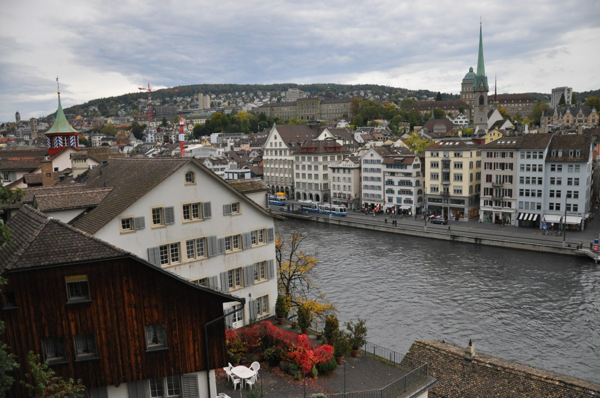 How To Spend One Day in Zurich