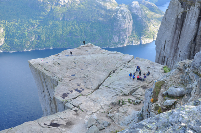 how to get to pulpit rock