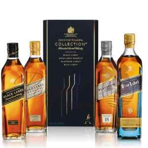 Johnnie Walker Collection Gift Set