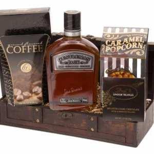 Such a Gentleman Whiskey Gift Basket