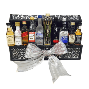 The Executive Mini Bar Gift Basket, Mini Bar Gift Basket, Mini Bar Box, Mini Liquor Gift, Shot Bottle Gift, Nips Gift Basket, Airplane Bottle Gift, Mini Gift Basket, Miniature Liquor Gift Basket, Micro Bottle Gift Basket, Mini Bar Gift Set, Assorted 50ml Bottles, Minibar Gift, High End Mini Bar, High End 50ml Bottles, 50ml Gift Basket, Birthday Liquor Gift, Wedding Liquor Gift, Thank you Liquor Gift, Engagement Liquor Gift