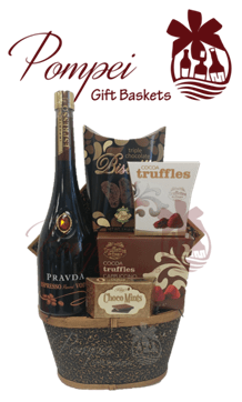 Digestifs Delight Vodka Gift Basket, Pravda Gift Basket, Espresso Gift Basket, Espresso Vodka Gift Basket, Dessert Gift Baskets, Pravda Gifts NJ, Pravda Vodka NJ, Pravda Vodka NY, Pravda Vodka Gifts CA,