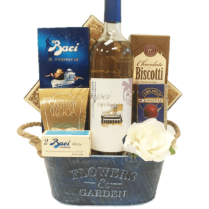 Toast to Spring Wine Gift Basket, Italian Wine Basket, Imported Italian Wines, Italian Basket NJ, Italian Basket NY, Spring Time Baskets, Cantina Offida Wine, Cantina Offida NJ, Cantina Offida NY