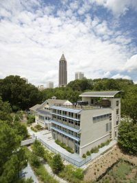Southface Energy Institute Eco-Office - Pond & Company