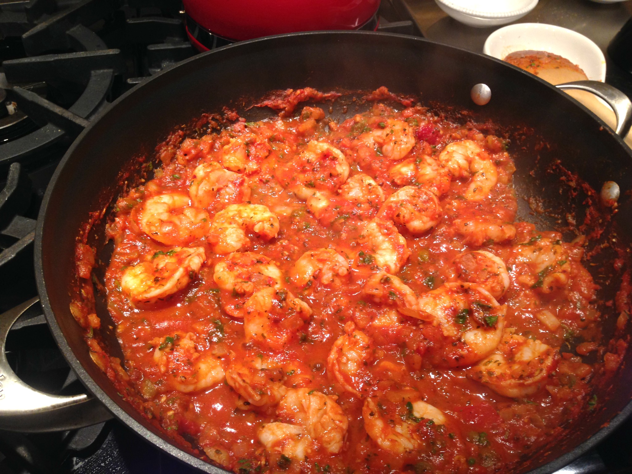 ... Blog Archive » Healthy Dinner #1: Jennifer Garner's Shrimp and Orzo