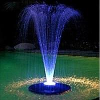 Alpine Floating Fountain - Small to Medium Ponds - PondUSA.com