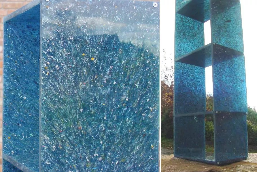 Amazing Recycled Materials Transform Plastic