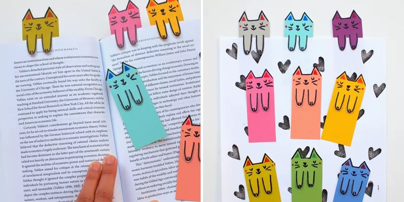 How To Make Unique Bookmarks
