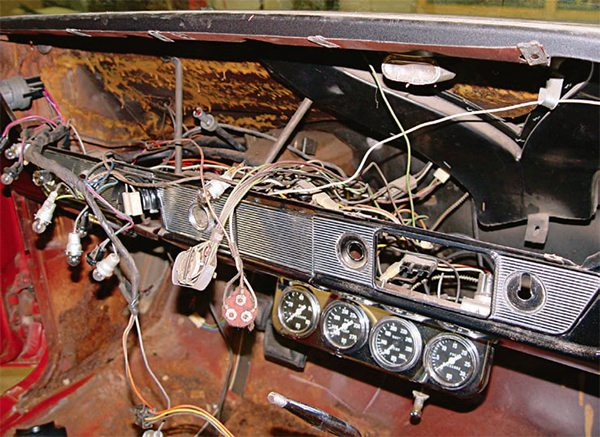 1967 Gto Starter Wiring wiring diagram panel
