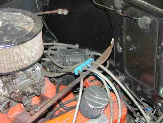 1964 Chevy Starter Wiring Diagram Hei Ignition Swap On Pontiac