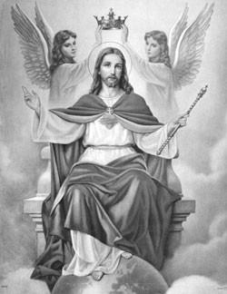 Christ roi de France