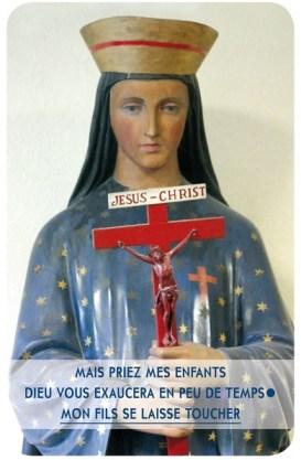 Neuvaine préléminaire à Notre Dame de Pontmain