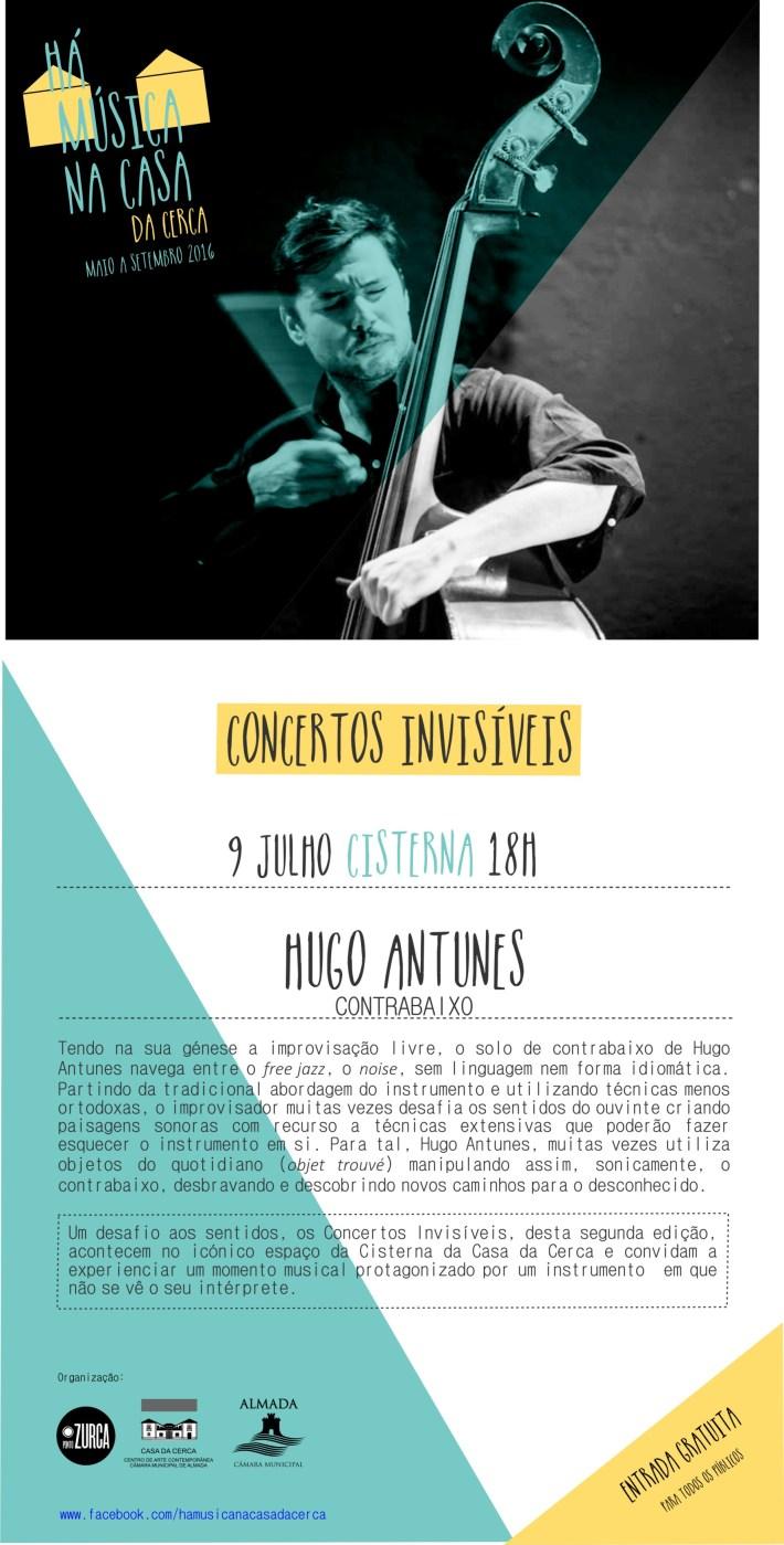 Concerto 9 julho _Hugo Antunes