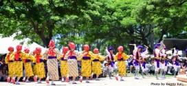 日本のイベント「沖縄フェスティバル2014」