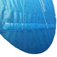 Solarfolie blau 400my mit 80cm fr Aufrollvorrichtung fr ...