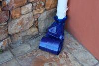 Rain Water Drain Pipe