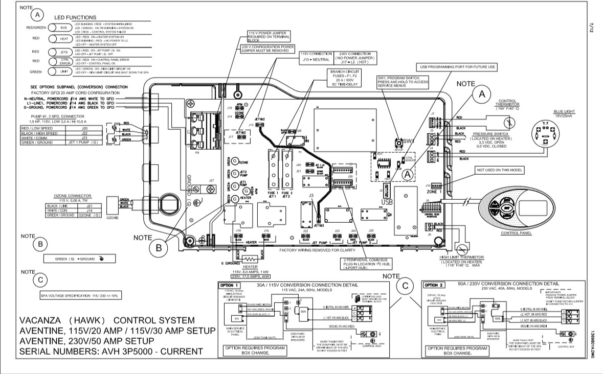 wiring with a multimeter here is the 582 wiring diagram