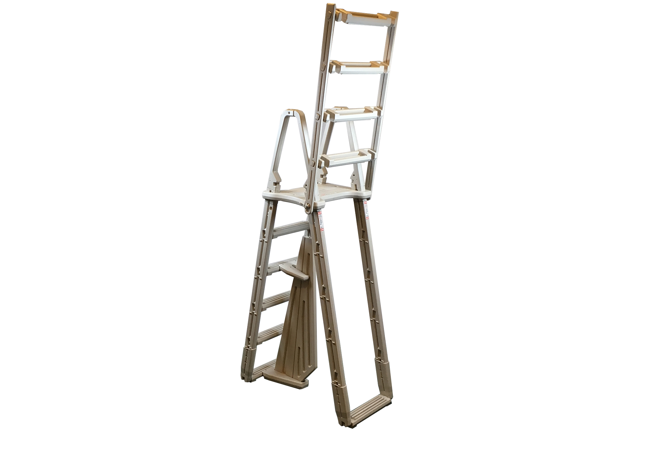 Confer Evolution Grey A Frame Ladder Model 7100x