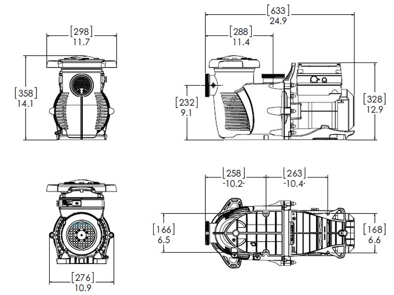 wiring diagram for pentair intelliflo