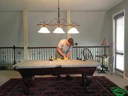 Pool Table Movers Moving Recovering Teardown Orlando Miami
