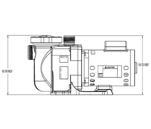hayward tristar 2 speed pump wiring diagram