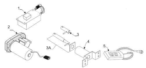 tent camper lift motor wiring diagram
