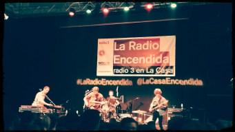 Concierto de Trajano! La Radio Encendida.
