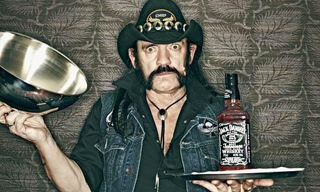 Lemmy y su amigo Jack