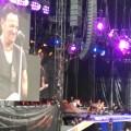 Bruce en concierto