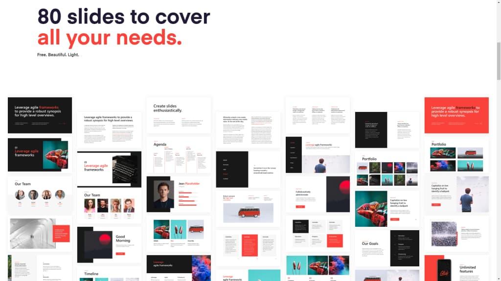 60 modèles PowerPoint gratuits PREMIUM que vous allez adorer