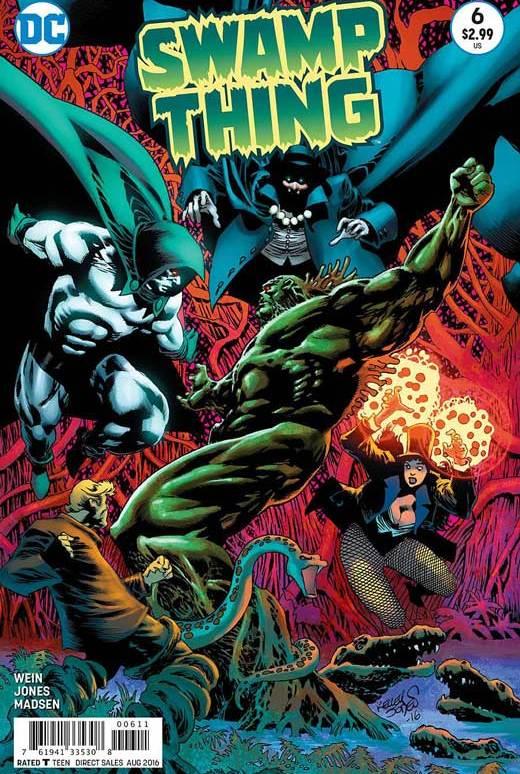 New Comic Book Reviews Week Of 6/15/16