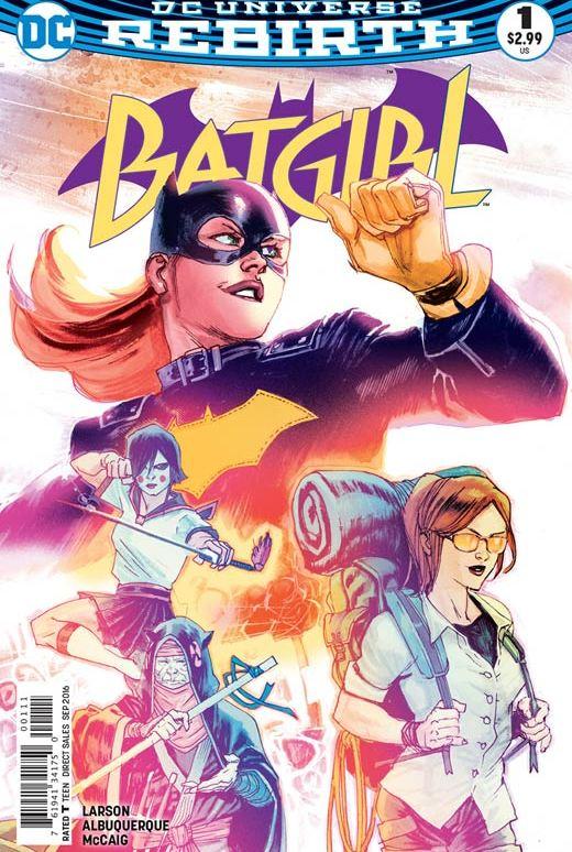 New Comic Book Reviews Weeks of 7/20 & 7/27
