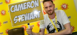 STGCC 2014 Interview Cameron Stewart