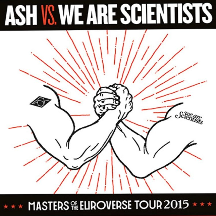 Ash_We Are Scientists