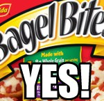 Bagel Bites: In Case You Wanted to Eat Pizza Anytime