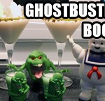 Ghostbusters 2016 Stay Puft Marshmallow S'Mores Cocktail & Shot!