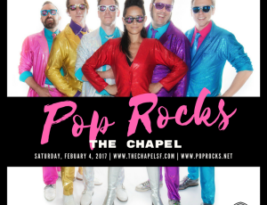 Announcing the Chapel: Feb 4, On Sale Wednesday at 10am