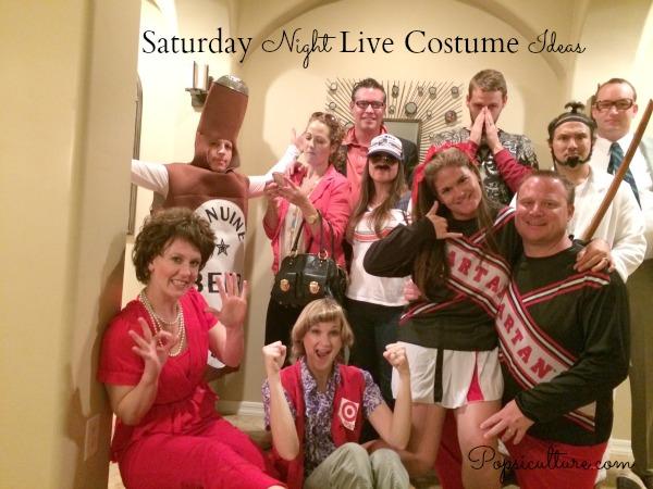 Saturday Night Live Costume Ideas Popsiculture