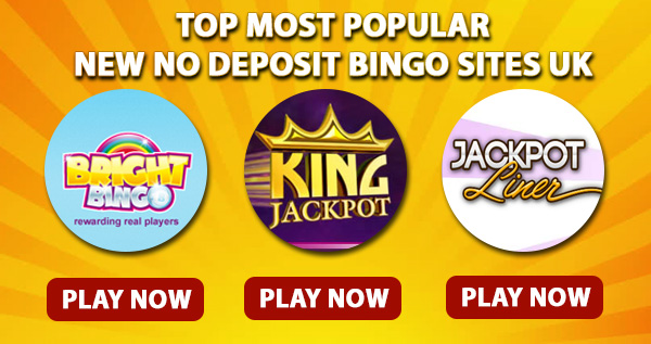 top most popular bingo sites uk