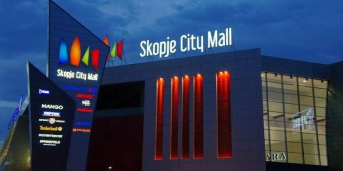 Нокаут и Даниела Мартиновиќ ќе настапат на 4-тиот роденден на Скопје Сити Мол