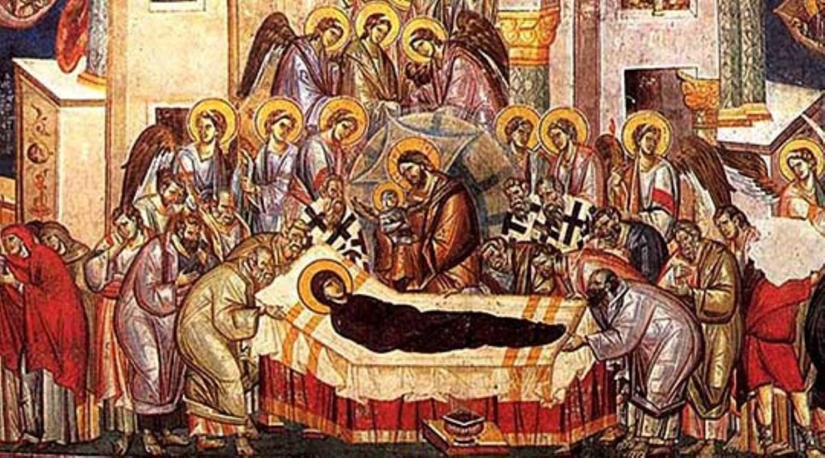 Успение на Пресвета Богородица - Голема Богородица