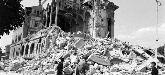СКОПЈЕ СЕ СЕЌАВА: 53 години од катастрофалниот земјотрес