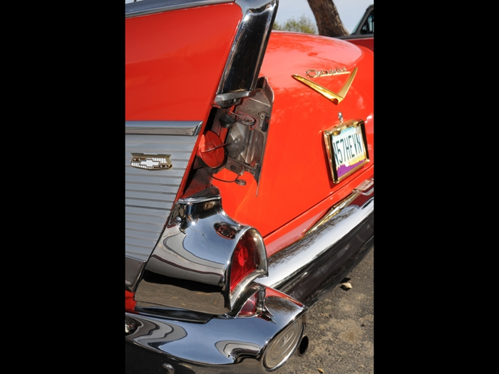 55 Chevy Tail Light Wiring Electrical Circuit Electrical Wiring